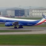 AirBridgeCargo прекратила перевозки в Африку на самолете британского партнера